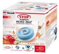 Ceresit stop vlhkosti AERO tablety 2x450g Energizing Fruit