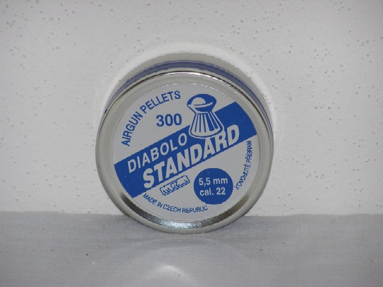 Diabolky Standard 5,5 mm 300 ks